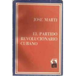 El partido revolucionario cubano