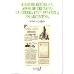 Aires de República, aires de cruzada: la Guerra Civil española en Argentina