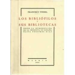 Los bibliófilos y sus bibliotecas
