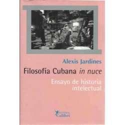 Filosofía Cubana in nuce