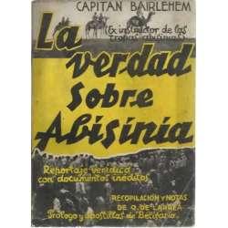 La verdad sobre Abisinia