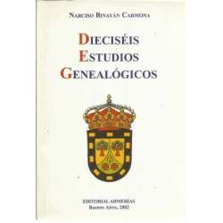 Dieciséis estudios genealógicos