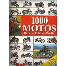 1000 motos. Historia, clásicas, detalles