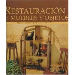 Restauración de muebles y objetos