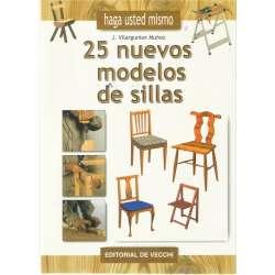 25 NUEVOS MODELOS DE SILLAS.