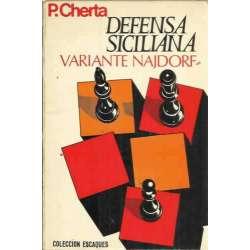 DEFENSA SICILIANA. VARIANTE NAJDORF