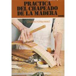 Práctica del chapeado de la madera