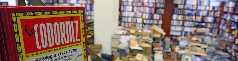 Librería Cajón Desastre - El Paraíso de los Libros